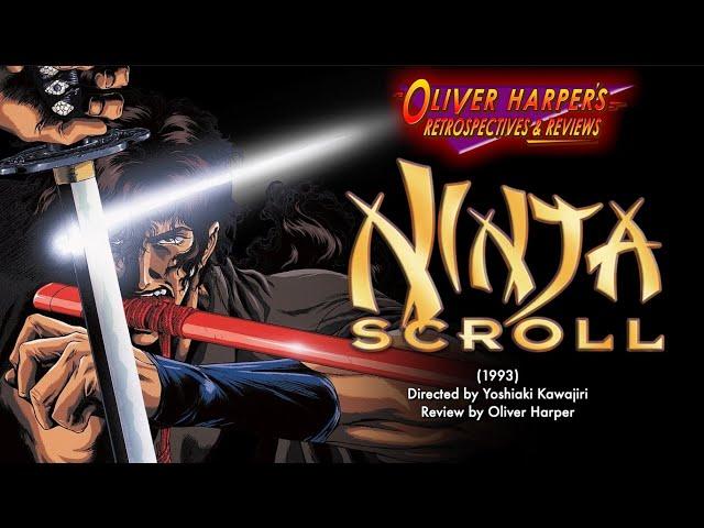 Ninja Scroll 1993 Retrospective Review Youtube