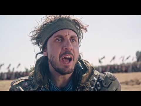مسلسل خلصانة بشياكة - خناقات الرجالة والستات لا تنتهي حرب 'وانت مالك'