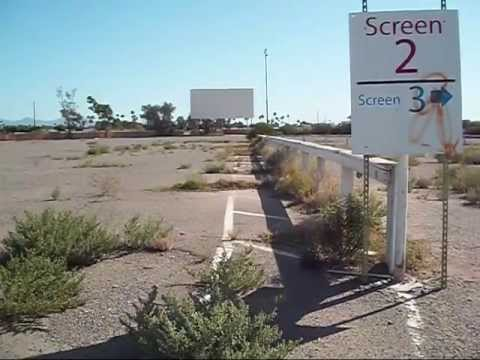 Abandoned Drive In Theater The Scottsdale Six Aka Of Americana