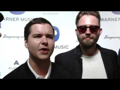 Lukas Graham at Warner Music Group Grammys After Party