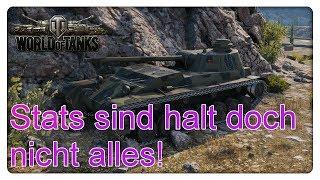 Stats sind halt doch nicht alles! [World of Tanks - Gameplay - Deutsch]