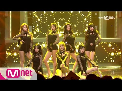 [AOA - Bing Bing] Comeback Stage | M COUNTDOWN 170105 EP.505