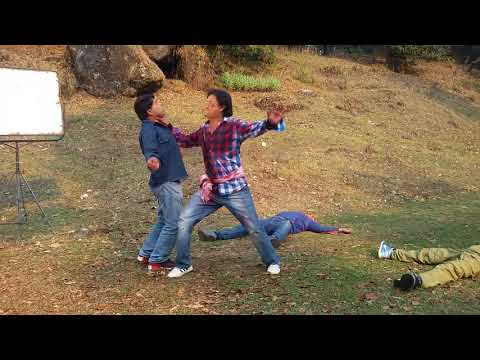 Nepali Movie Dhoom 2  Fight Shooting Report   
