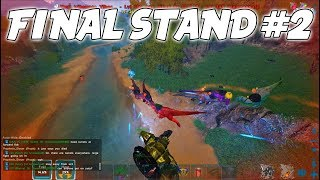 FINAL STANDS #2 | Official PvP | ARK Survival Evolved Gameplay