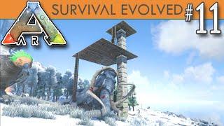 ARK: Survival Evolved - Mammoth Taming!  E11