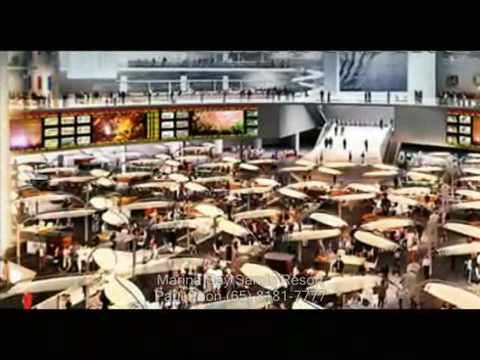 Singapore IR Integrated Resorts
