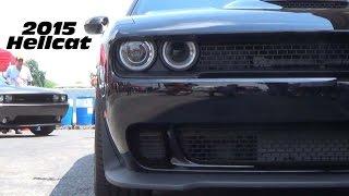 717 ch pour la future Dodge Challenger SRT Hellcat