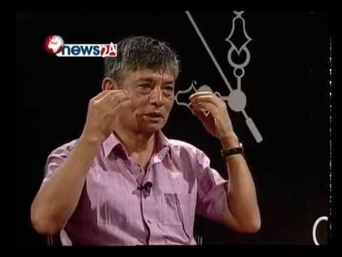 Comedian Madan Krishna Shrestha in TOUGH talk with Dil Bhusan Pathak- 107
