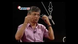 Comedian Madan Krishna Shrestha in TOUGH talk with Dil Bhusan Pathak- 107
