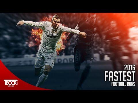 Craziest & Fastest Football Runs 2016 HD