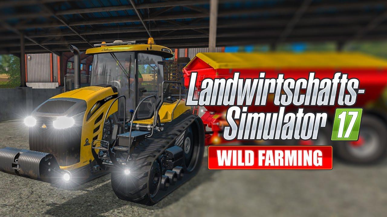 LANDWIRTSCHAFTS-SIMULATOR 17 #12: LS auf der CD? LS17 Multiplayer ...