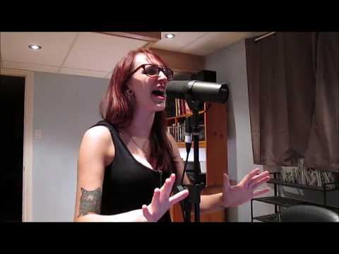 The Agonist - My Witness Your Victim (cover)