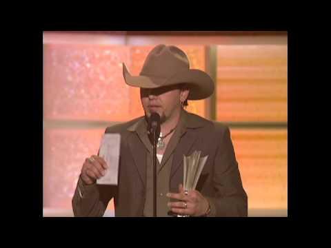 Jason Aldean Wins Top New Male Vocalist - ACM Awards 2006