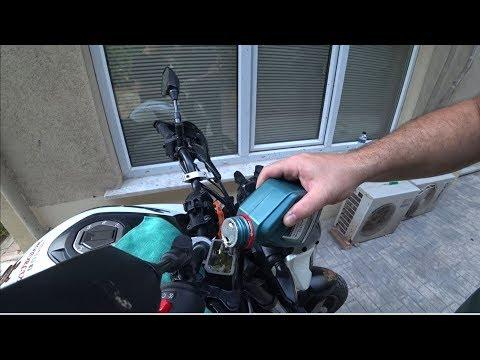 Motosiklet Fren Hidroliği Nasıl Değiştirilir