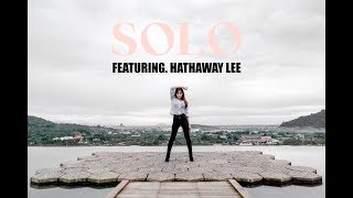 """JENNIE(제니) """"SOLO(솔로)"""" Dance Cover By Hathaway Lee"""