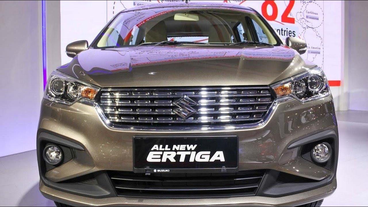 New 2018 Maruti Suzuki Ertiga Mpv First Look Walkaround Hd Youtube