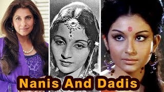 Bold Women Of Bollywood - Nanis And Dadis