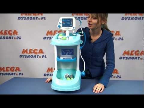 Elektroniczny Wózek Medyczny - Smoby - Www.MegaDyskont,pl - Sklep Z Zabawkami
