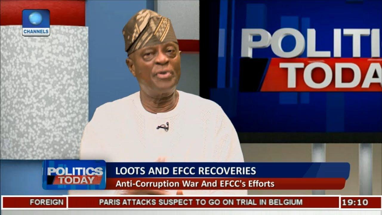 corruption in politics today