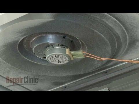 Turntable Motor - GE Microwave