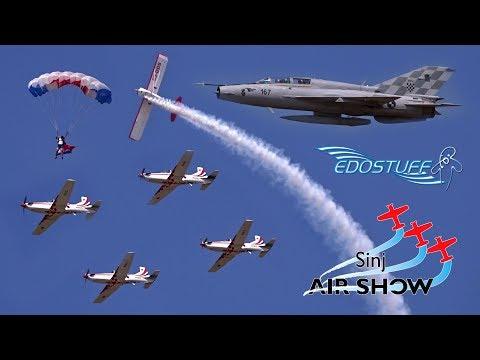 Sinj Air Show 2017