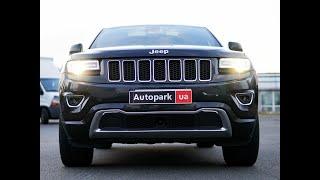 Автопарк Jeep Grand Cherokee 2013 года (код товара 22804)
