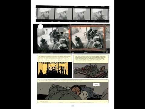 The Photographer: The Making of a Graphic Novel