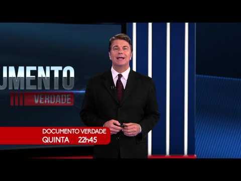 Chamada DOCUMENTO VERDADE | 17.12.2015 | RedeTV!