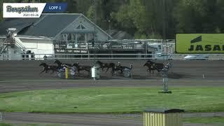 Vidéo de la course PMU SVENSK TRAVSPORTS UNGHASTSERIE-TREARINGSLOPP