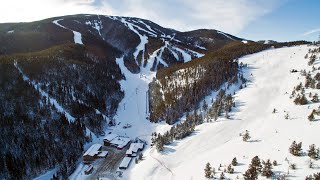 Red Lodge Mountain - Montana Skiing