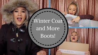 December 2017 Stitch Fix Unboxing & Try-On!