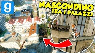 Gmod ITA - Nascondino tra i palazzi della città!!