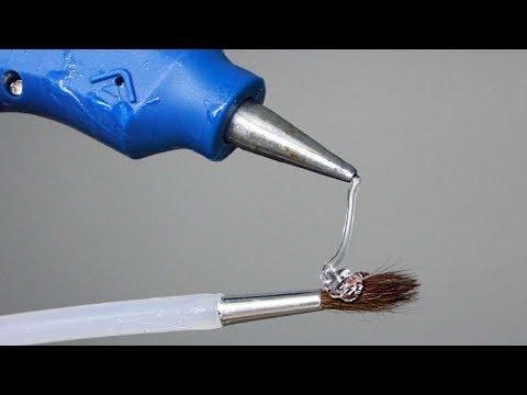 15 Awesome Hot Glue Gun Life Hacks