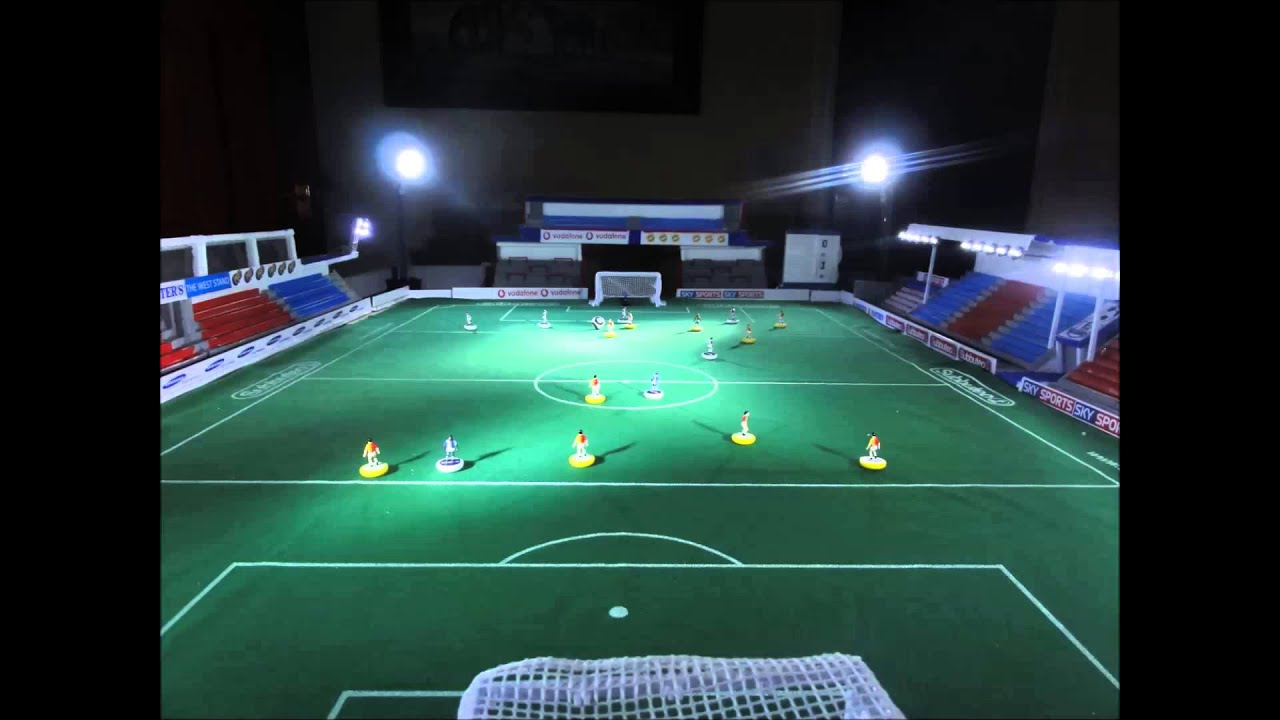 Subbuteo Stadium Youtube