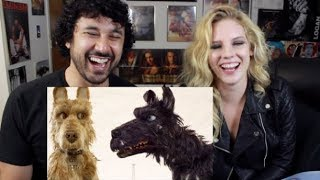ISLE OF DOGS | Official TRAILER REACTION & REVIEW!!!