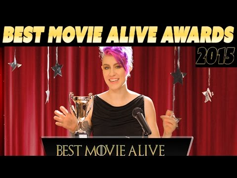 The Best Movies of 2014 (part 1 of 2) Best Movie Alive Awards show