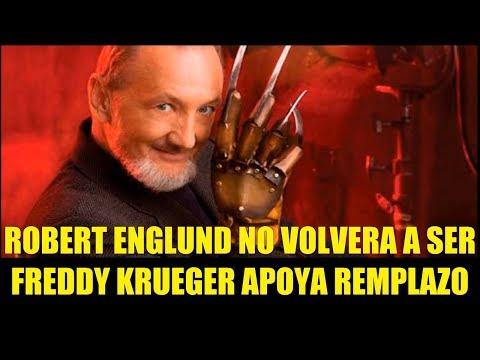 Robert Englund No Volvera a Ser Freddy Apoya al Remplazo Kevin Bacon