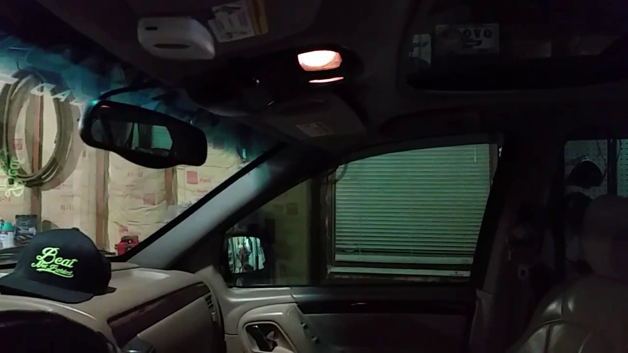 How To Get Interior Lights Stay Off When Removing Your Wj Doors