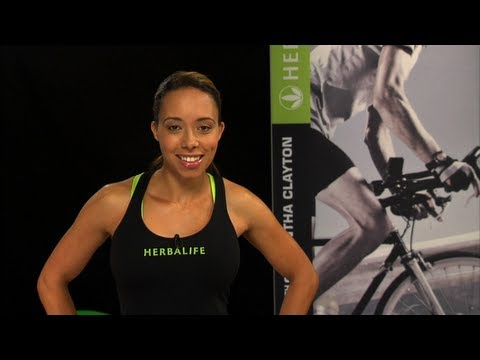 Low-impact exercises with high-impact results: 10 minute workout | Herbalife Workout