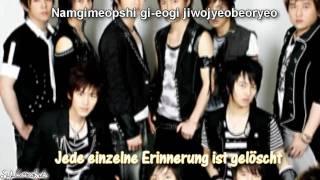 Super Junior - Love Disease [german sub]