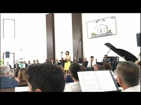 Larisa Anton - Te-aleg mereu ( Inaugurare Topraisar)