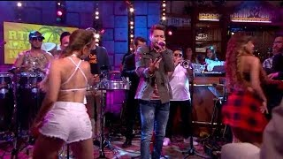 Rolf Sanchez & Latin Society - Despacito - RTL LATE NIGHT - RTL Late Night