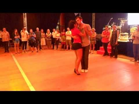 Kizomba avec Danza Musica au Festival Biarritz Amerique Latine @ Casino Barriere de Biarritz
