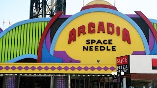 Arcadia Space Needle - Arcade Fun