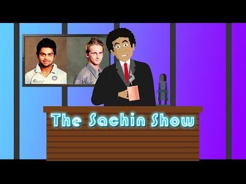 The Sachin Tendulkar Show   World Cup Special: #IndiaVsNewZealand