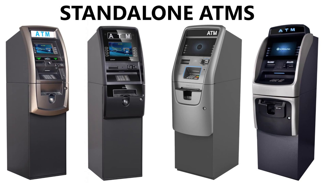 Buy An Atm Hyosung Amp Genmega Machines For Sale Youtube