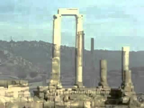 Tours-TV.com: Temple of Hercules on the Citadel Mountain in Amman