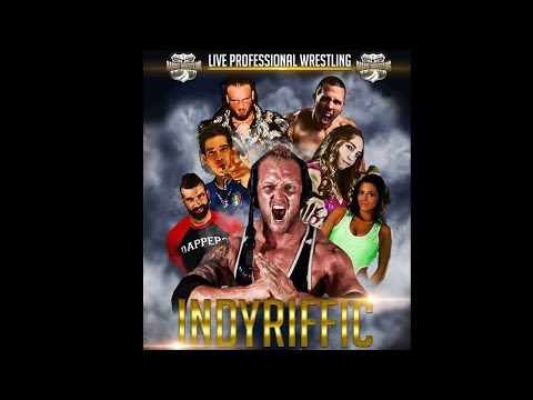 Barrie Wrestling - Indyriffic