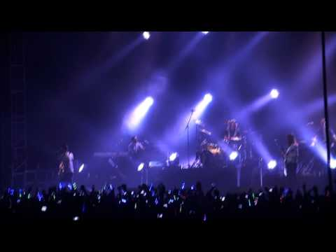 [HD] Maroon 5 - Won't Go Home Without You (Seoul Concert 25.5.11)
