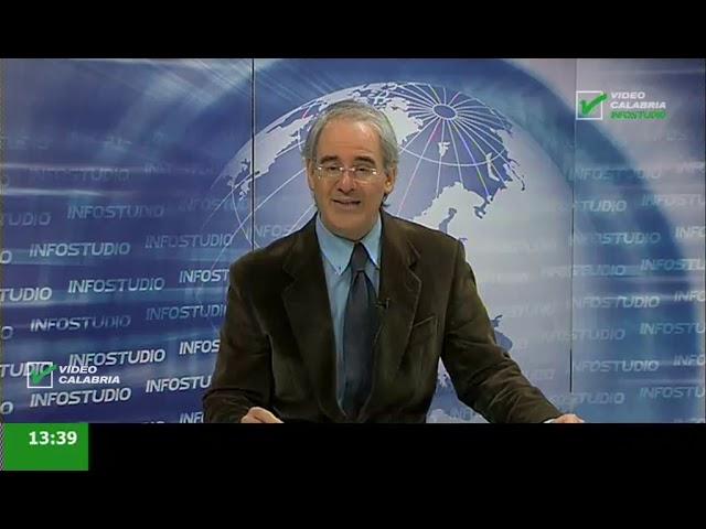 InfoStudio il telegiornale della Calabria notizie e approfondimenti - 17 Marzo 2020 ore 13.30